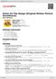Digitální booklet (A4) Home On The Range [Original Motion Picture Soundtrack]