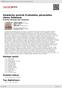 Digitální booklet (A4) Umělecký portrét Pražského pěveckého sboru Smetana