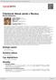 Digitální booklet (A4) Čítankové lidové písně z Moravy