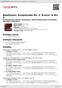 "Digitální booklet (A4) Beethoven: Symphonies No. 3 ""Eroica"" & No. 5"
