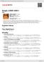 Digitální booklet (A4) Singly (1969-1987)