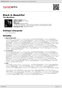 Digitální booklet (A4) Black Is Beautiful