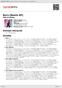 Digitální booklet (A4) Burn [Remix EP]