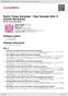 Digitální booklet (A4) Party Tyme Karaoke - Pop Female Hits 3 [Vocal Versions]