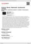 Digitální booklet (A4) Kučera: Obraz, Páleníček: Symfonické variace