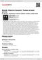 Digitální booklet (A4) Novák: Klavírní koncert, Toman a lesní panna