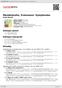 Digitální booklet (A4) Mendelssohn, Schumann: Symphonies