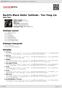 Digitální booklet (A4) BackTo Black Hello! Solitude - Tan Yong Lin