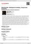 Digitální booklet (A4) Mysliveček: Hobojové kvintety, Smyčcové kvartety