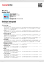 Digitální booklet (A4) Best 1.