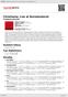 Digitální booklet (A4) Christiania: Live at Borneteateret