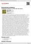 Digitální booklet (A4) Romantické předehry
