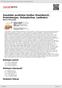 Digitální booklet (A4) Soudobá sovětská hudba (Šostakovič, Aristakesjan, Gubajdulina, Leděněv)