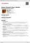 Digitální booklet (A4) Disney Peaceful Piano: Mindful
