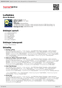 Digitální booklet (A4) Lullabies