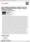 Digitální booklet (A4) Jana Smítková (Smetana, Janáček, Puccini, Bizet), Klement Slowiczek (Mozart, Weber, Smetana, Dvořák)