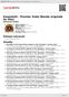 Digitální booklet (A4) Kaamelott - Premier Volet [Bande originale du film]