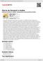 Digitální booklet (A4) Pierre de Ronsard a hudba