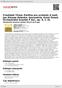 Digitální booklet (A4) František Tůma: Parthia pro orchestr d moll, Jan Dismas Zelenka: Ipocondria, Karel Stami: Orchestrální kvartet F dur, op. 4, č. IV.