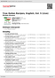 Digitální booklet (A4) True Italian Recipes, English, Vol. 5 (Live)