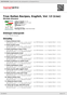 Digitální booklet (A4) True Italian Recipes, English, Vol. 13 (Live)