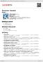 Digitální booklet (A4) Summer Sweetz