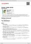 Digitální booklet (A4) Singly (1966-1970)