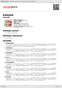 Digitální booklet (A4) RADUGA