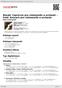 Digitální booklet (A4) Novák: Capriccio pro violoncello a orchestr - Feld: Koncert pro violoncello a orchestr