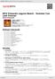 Digitální booklet (A4) MTV Presents Laguna Beach - Summer Can Last Forever