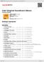 Digitální booklet (A4) Chef (Original Soundtrack Album)