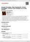 Digitální booklet (A4) Sergej Prokofjev, Paul Hindemith, Arthur Honegger, Jindřich Feld Skladby pro dvoje housle