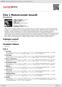 Digitální booklet (A4) Žive v Malostranské besedě