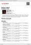 Digitální booklet (A4) Belial's Wind