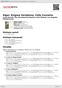 Digitální booklet (A4) Elgar: Enigma Variations; Cello Concerto