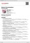 Digitální booklet (A4) Dance Proclamation