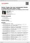 Digitální booklet (A4) Václav Trojan: Sen noci svatojánské (Hudba z loutkového filmu Jiřího Trnky)