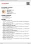 Digitální booklet (A4) Ensemble Lyrique