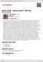 Digitální booklet (A4) Jízda králů. Lidové písně z Moravy