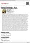 Digitální booklet (A4) Mozart: Symfonie č. 38-41