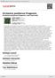 Digitální booklet (A4) Orchestra puellarum Pragensis