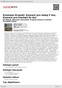 Digitální booklet (A4) Krommer-Kramář: Koncert pro hoboj F dur, Koncert pro klarinet Es dur
