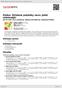 Digitální booklet (A4) Peška: Střelené pohádky navíc ještě střelenější