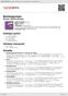Digitální booklet (A4) Bamsegympa