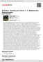 Digitální booklet (A4) Brahms: Sonáta pro klavír č. 3, Beethoven: Appasionata