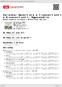 Digitální booklet (A4) Zelenka: Ouverture a 7 concertanti, Sinfonia a 8 concertanti, Hypocondria