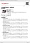 Digitální booklet (A4) White Chalk - Demos