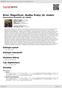 Digitální booklet (A4) Brixi: Magnificat. Hudba Prahy 18. století