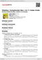 Digitální booklet (A4) Sibelius: Symphonies Nos. 4 & 7; Valse triste