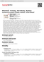 Digitální booklet (A4) Martinů: Fresky, Paraboly, Rytiny